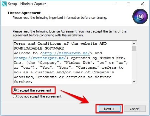 Cara Screenshot Menggunakan Nimbus Capture di Windows